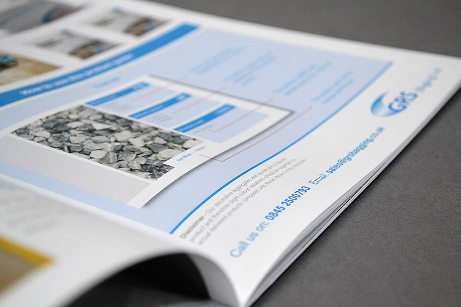 GRS brochure design